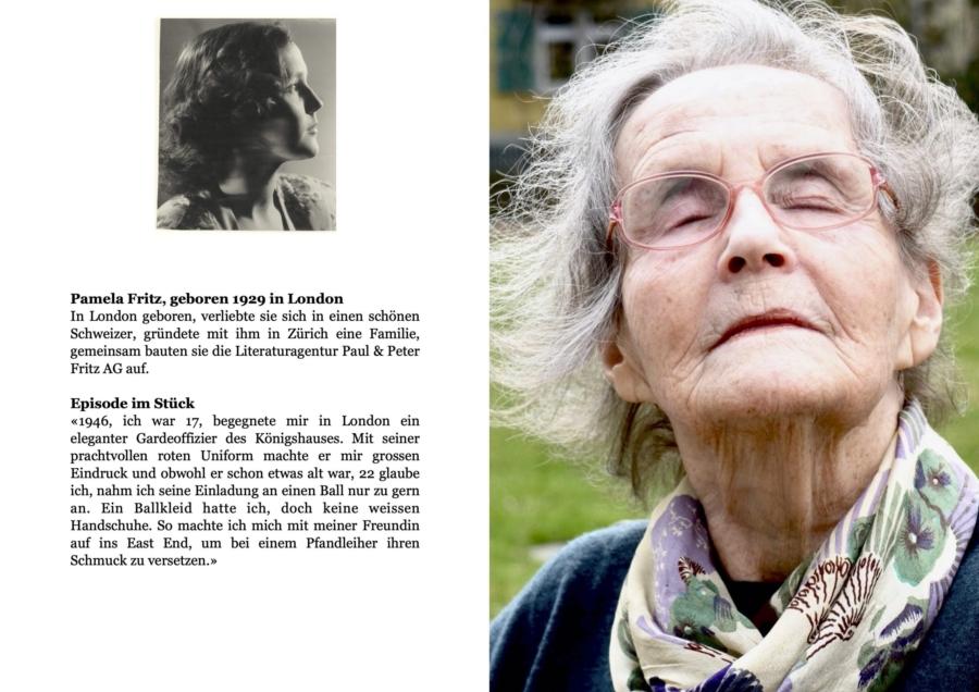 Das Theaterstück «Abenteuer eines langen Lebens» wurde vom Atelier Schönherr in Zürich entwickelt und inszeniert - Raphaela und Laurent Schönherr